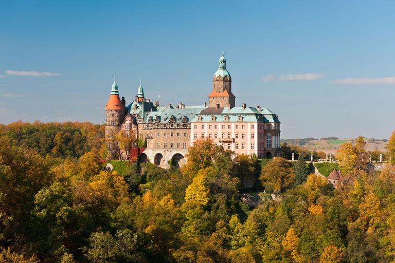 Wałbrzych - Castello di Ksiaz