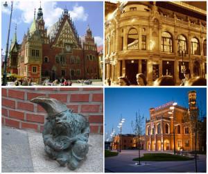 Breslavia - Città seconda parte