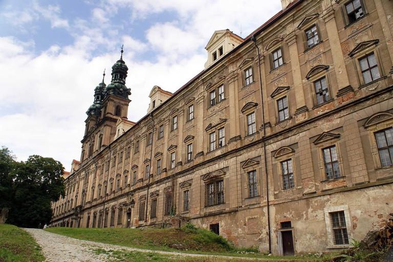 Lubiąż - Abbazia Cistercense