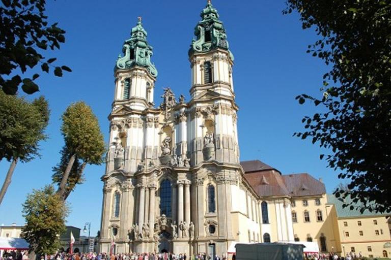 Krzeszów - Basilica dell'Assunzione della Beata Vergine Maria