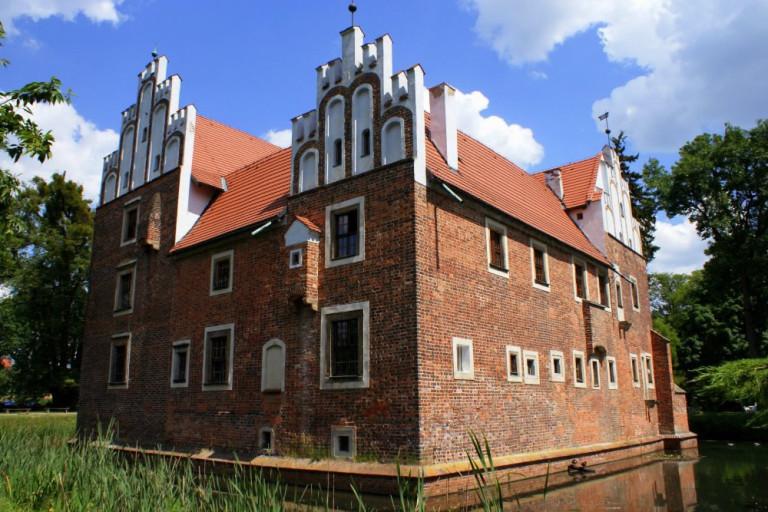 Wojnowice - Castello sull'acqua
