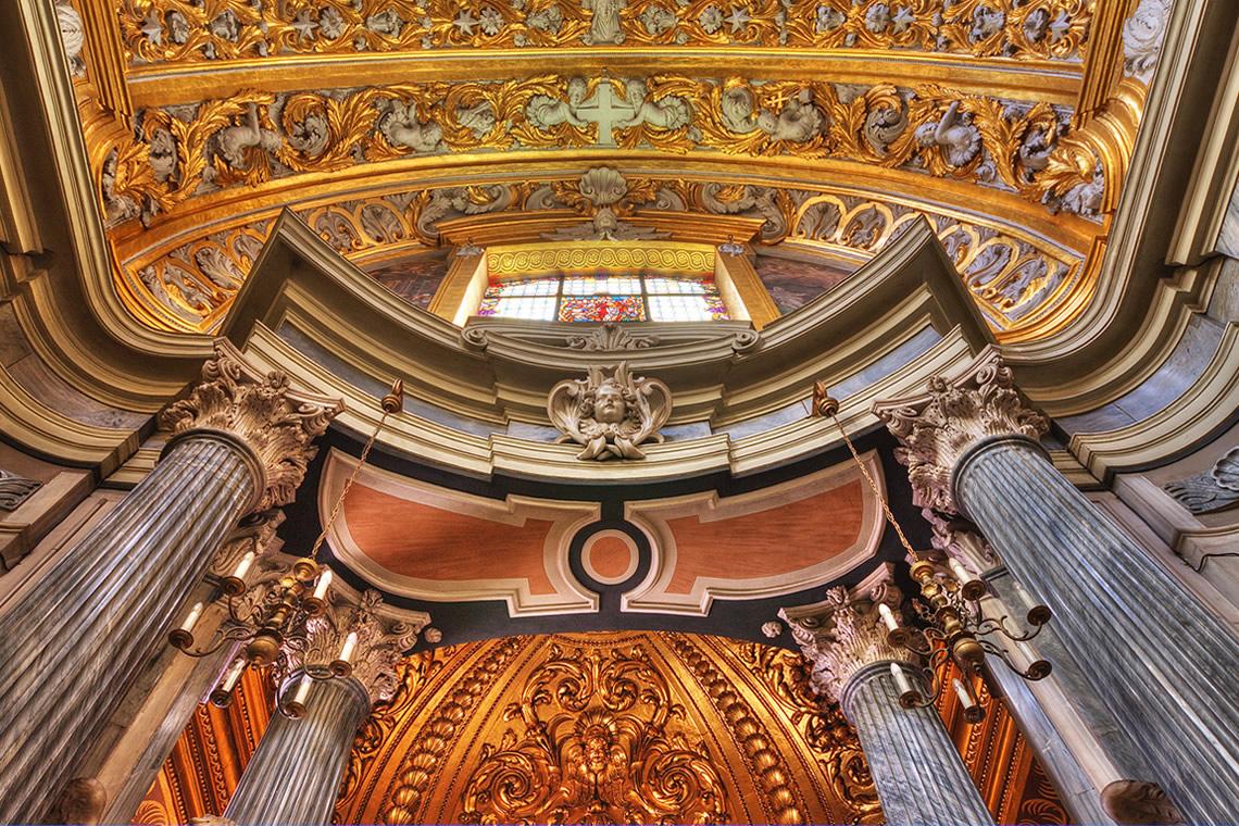 Chiesa di Santa Elisabetta - Dettaglio