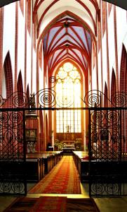 Chiesa sana Maria Maddalena - Interno