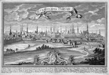 La città della Torri – 1736