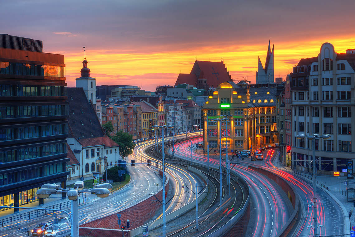 Muoversi a Breslavia