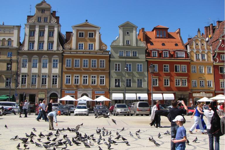 Plac Solny - Piazza del Sale