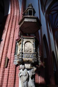 Pulpito - Chiesa di santa Maria Maddalena