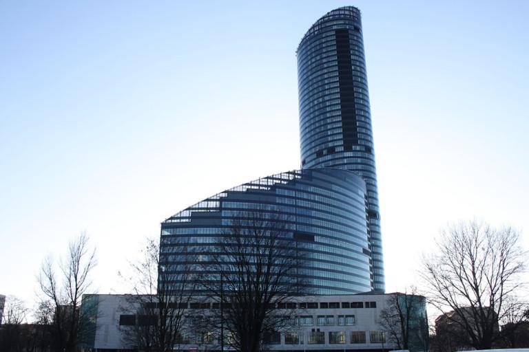 Wrocławski Sky Tower – Sky Tower