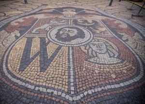 Stemma mosaico Breslavia