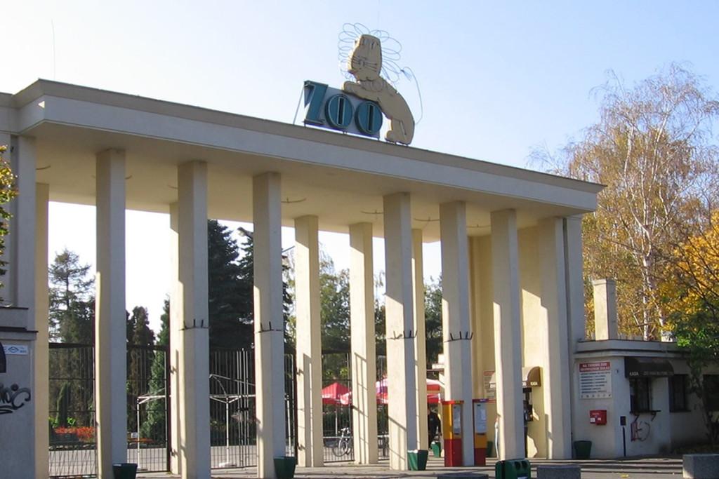 Zoo - ingresso