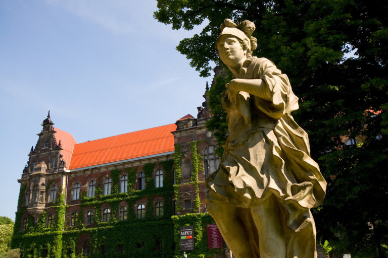 Muzeum Narodowe we Wrocławiu - Museo Nazionale di Breslavia