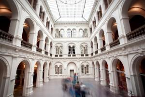 Interno del Museo Nazionale