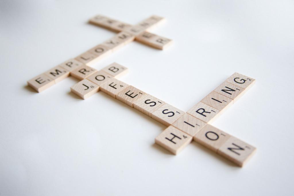Scrabble Job