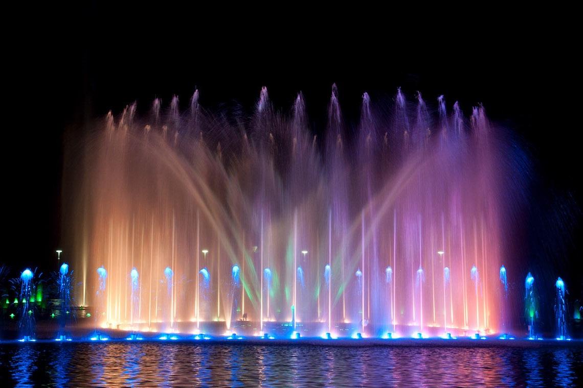 Fontana Multimediale di Breslavia