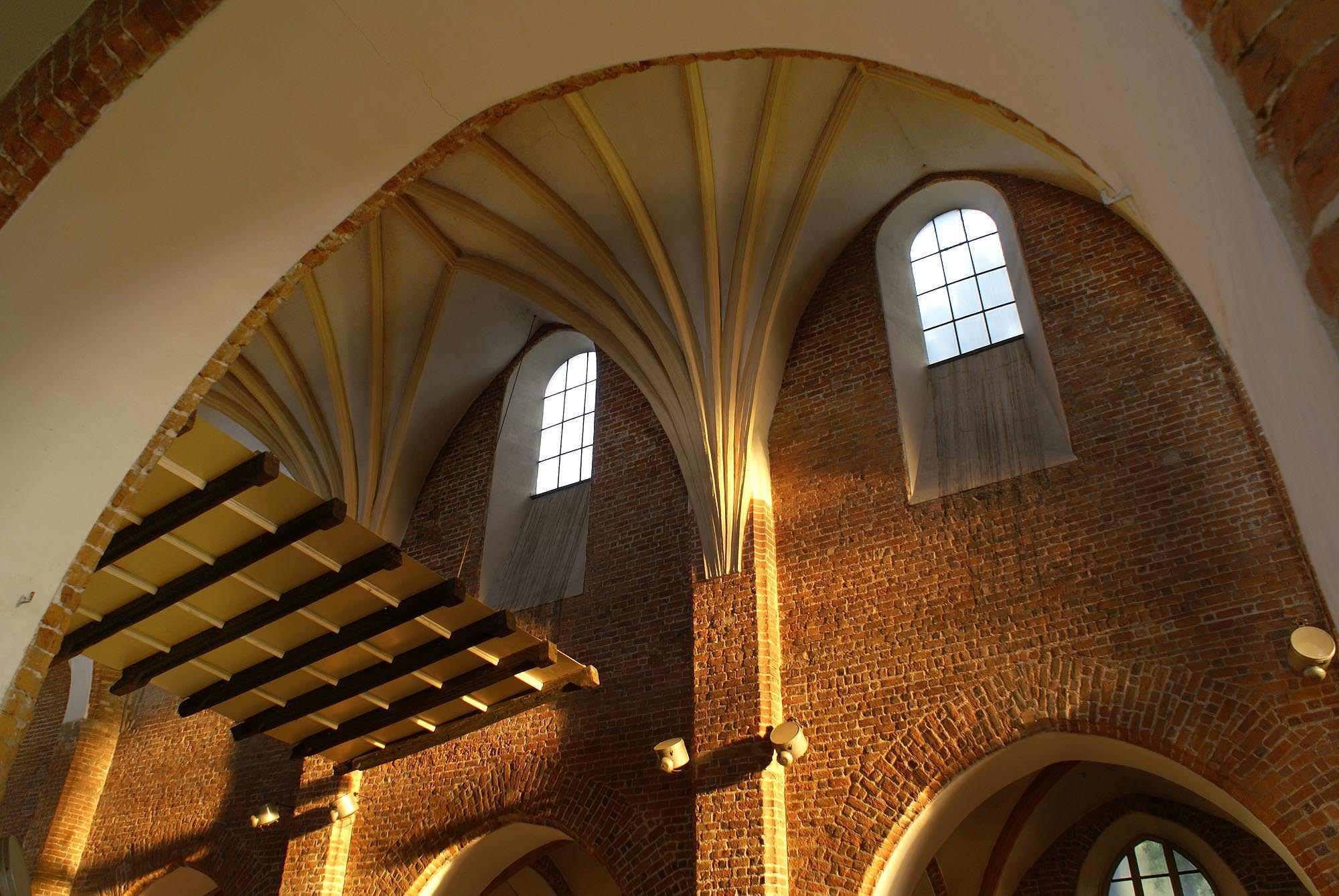 Interno Museo di Architettura