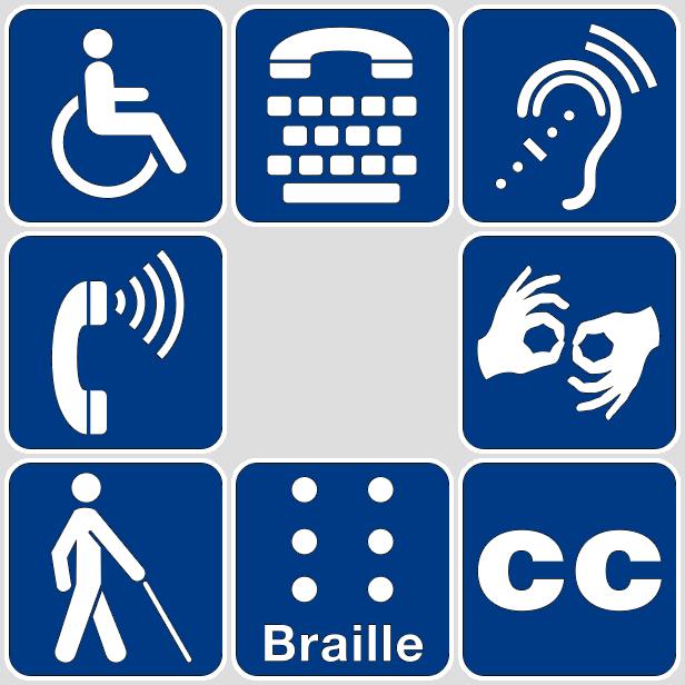 Simboli handicap