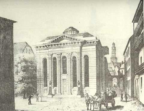 Sinagoga della Cicogna Bianca 1846