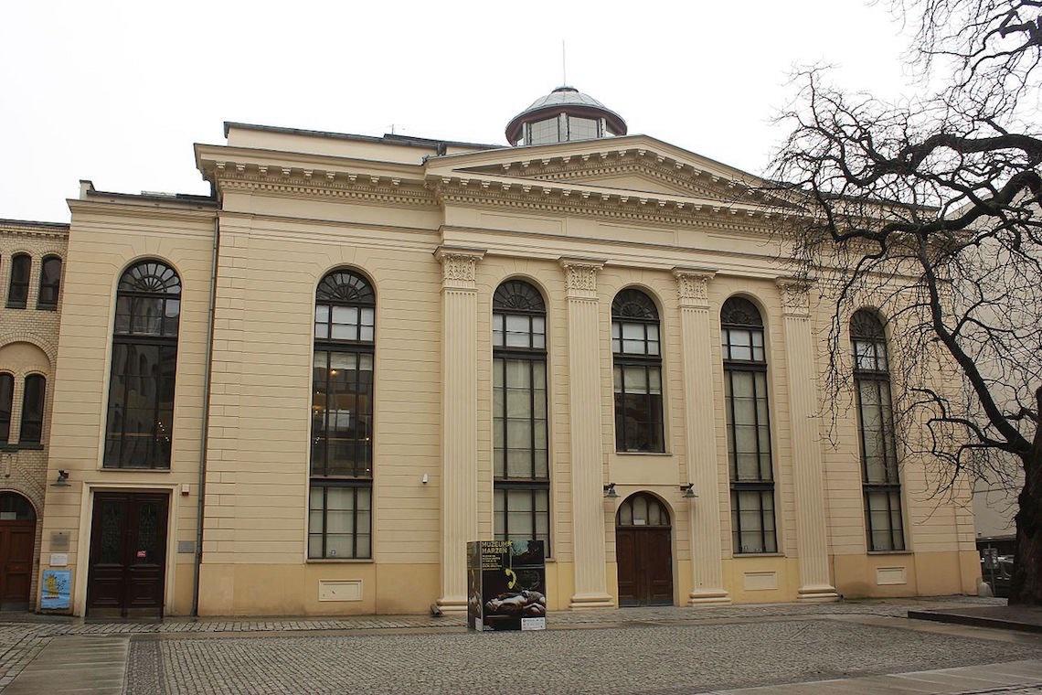 Sinagoga della Cicogna Bianca