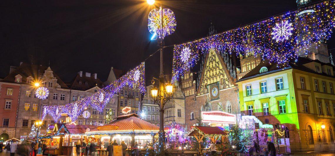 Natale Di Natale.I Mercatini Di Natale A Breslavia Il Rynek E La Magia Del