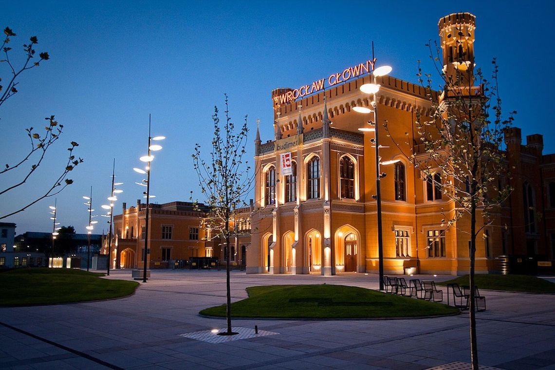 Stazione Ferroviaria Centrale di Breslavia