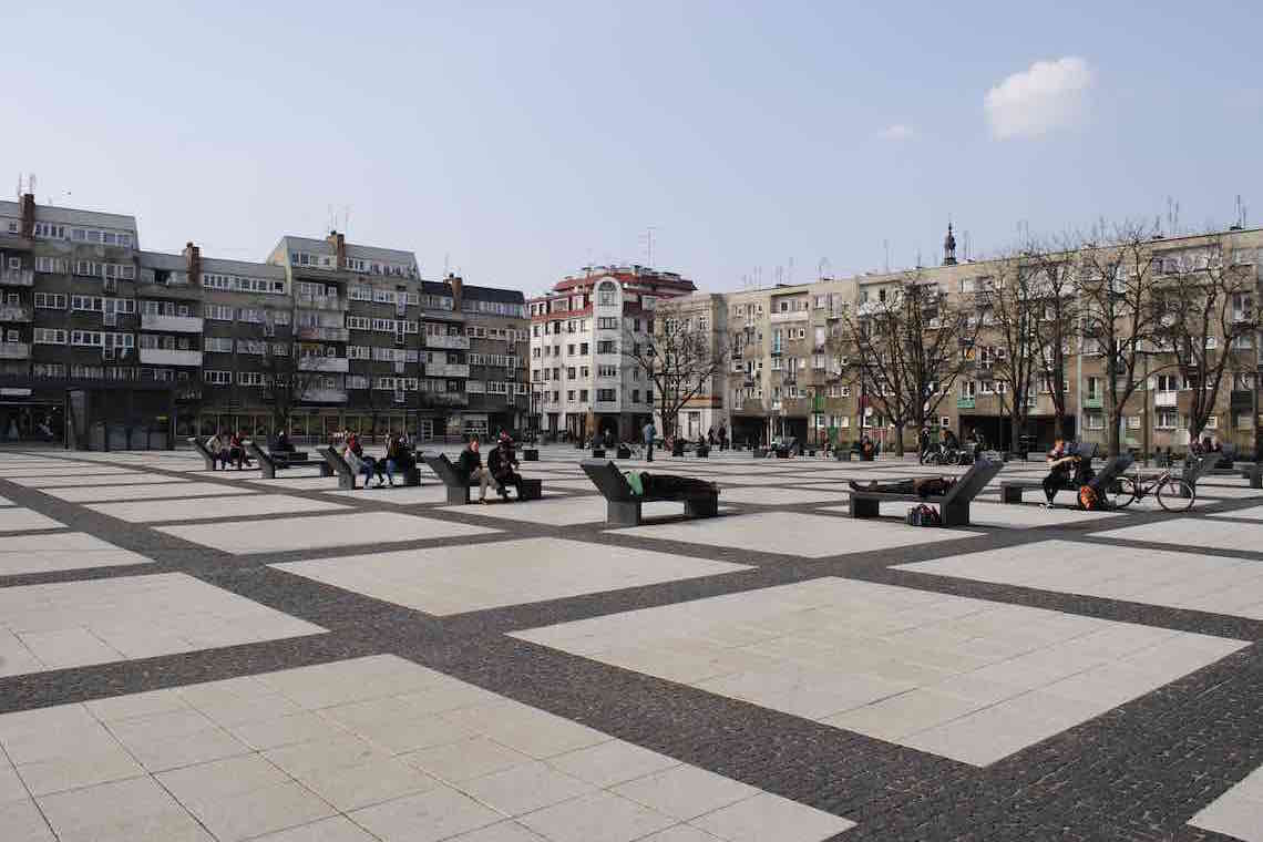 Piazza Nowy Targ